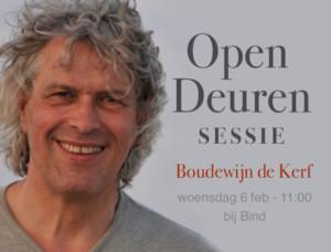 Open Deuren Sessie - Smartphone gebruik - try out