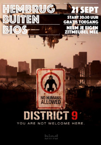 District 9 - Hembrug Buiten Bios